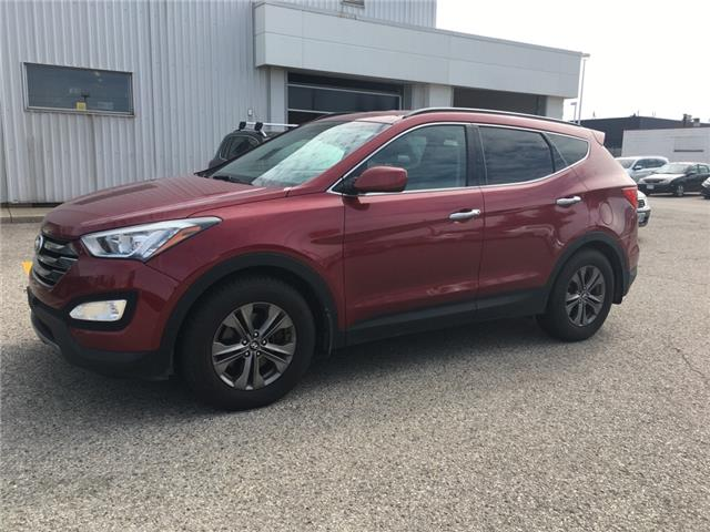 2013 Hyundai Santa Fe Sport 2.4 Premium (Stk: H6241A) in Waterloo - Image 1 of 3