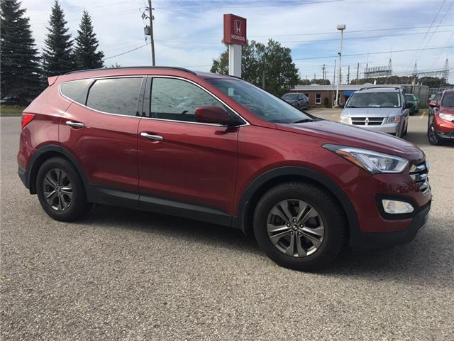 2013 Hyundai Santa Fe Sport 2.4 Premium (Stk: H6241A) in Waterloo - Image 2 of 3