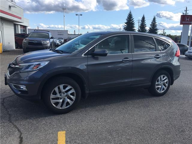 2016 Honda CR-V EX (Stk: U6281) in Waterloo - Image 1 of 3