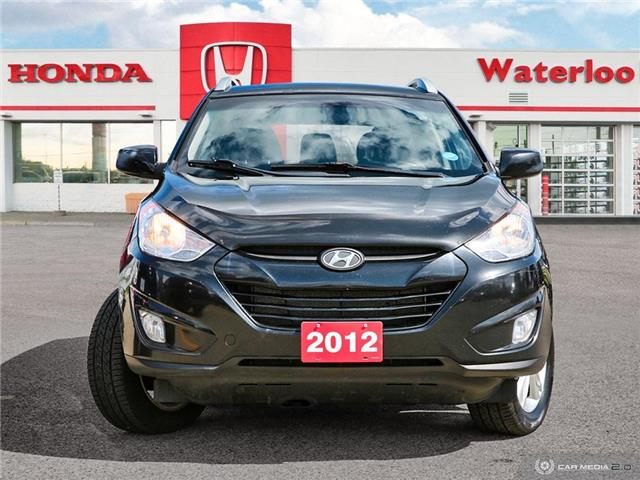 2012 Hyundai Tucson GLS (Stk: H6121A) in Waterloo - Image 2 of 27