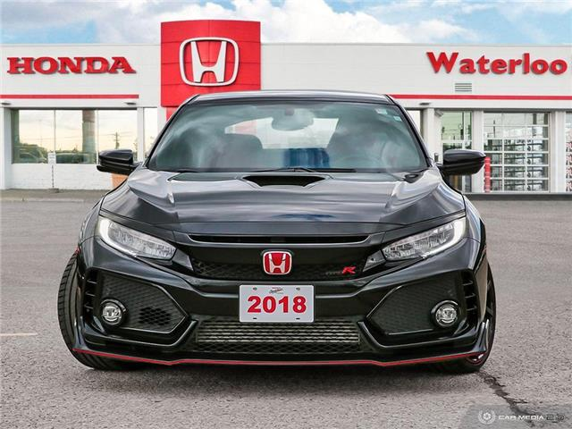 2018 Honda Civic Type R Base (Stk: U6130) in Waterloo - Image 2 of 27