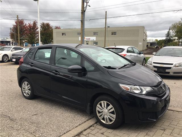 2016 Honda Fit LX (Stk: U6259) in Waterloo - Image 2 of 3
