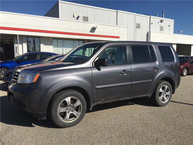 2015 Honda Pilot LX (Stk: H5647A) in Waterloo - Image 1 of 3