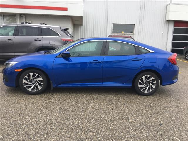 2017 Honda Civic EX (Stk: U6300) in Waterloo - Image 1 of 2