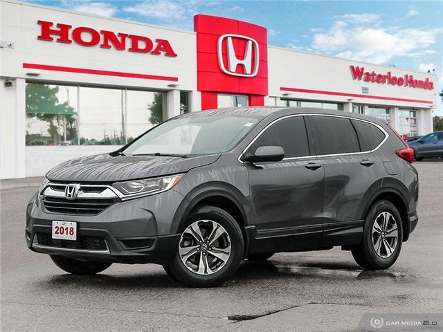 2018 Honda CR-V LX (Stk: H6197A) in Waterloo - Image 1 of 27