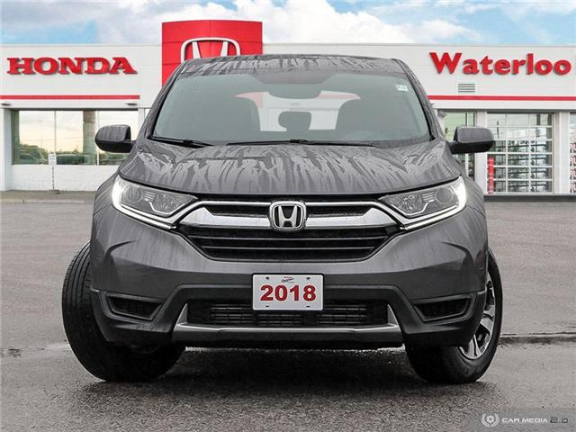 2018 Honda CR-V LX (Stk: H6197A) in Waterloo - Image 2 of 27