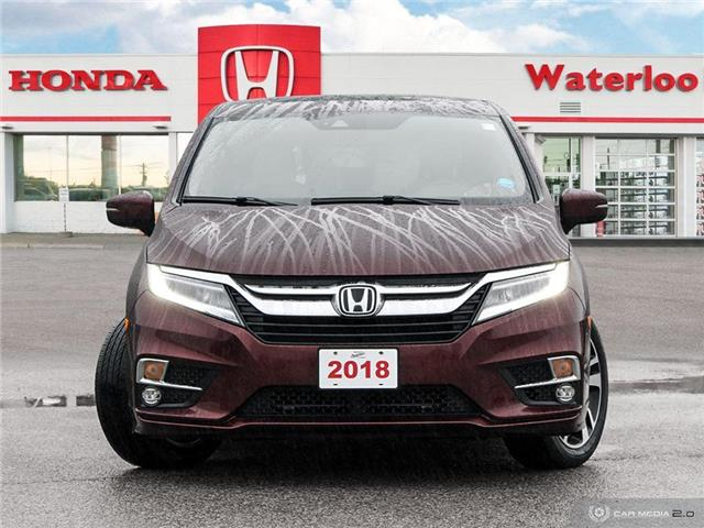 2018 Honda Odyssey Touring (Stk: U6165) in Waterloo - Image 2 of 27
