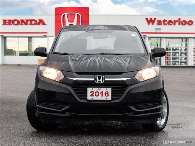 2016 Honda HR-V LX (Stk: U6228) in Waterloo - Image 2 of 27