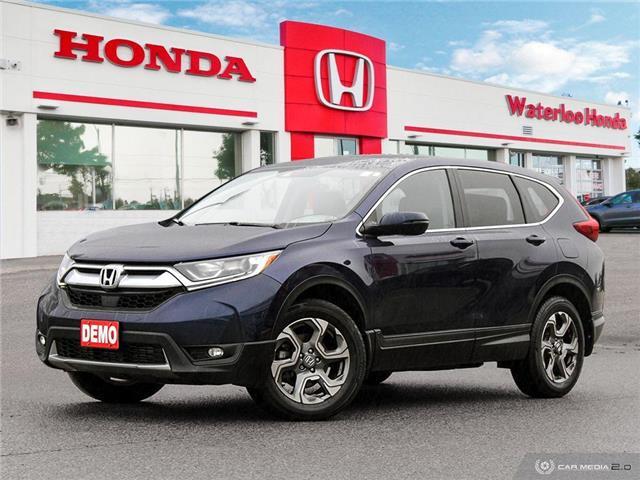 2019 Honda CR-V EX-L (Stk: H4894) in Waterloo - Image 1 of 27