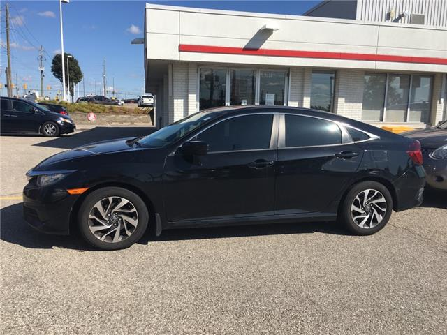 2016 Honda Civic EX (Stk: H6286A) in Waterloo - Image 1 of 4