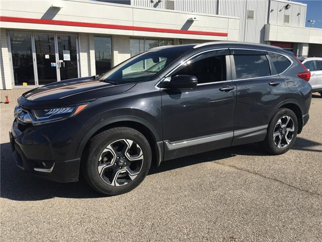 2017 Honda CR-V Touring (Stk: H6148A) in Waterloo - Image 1 of 3