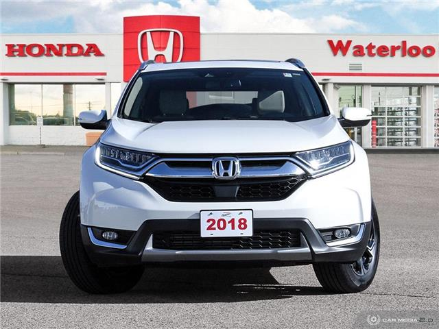 2018 Honda CR-V Touring (Stk: U6258) in Waterloo - Image 2 of 27