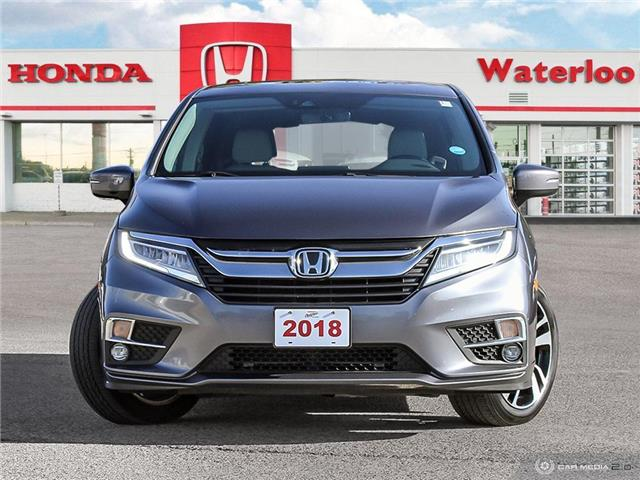 2018 Honda Odyssey Touring (Stk: U6150) in Waterloo - Image 2 of 27