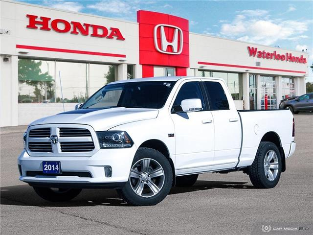 2014 RAM 1500 Sport (Stk: U5944A) in Waterloo - Image 1 of 27