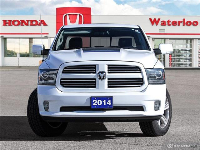 2014 RAM 1500 Sport (Stk: U5944A) in Waterloo - Image 2 of 27