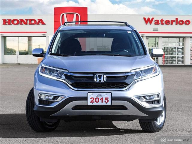 2015 Honda CR-V EX (Stk: U6271) in Waterloo - Image 2 of 27