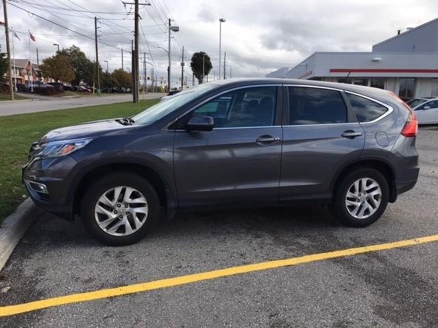 2016 Honda CR-V SE (Stk: H6222A) in Waterloo - Image 1 of 3