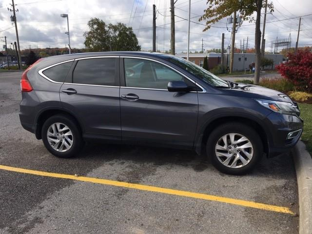 2016 Honda CR-V SE (Stk: H6222A) in Waterloo - Image 2 of 3