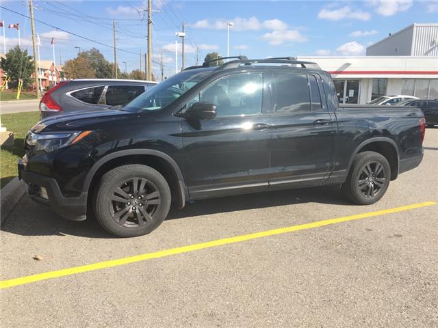 2017 Honda Ridgeline Sport (Stk: U6307) in Waterloo - Image 1 of 3