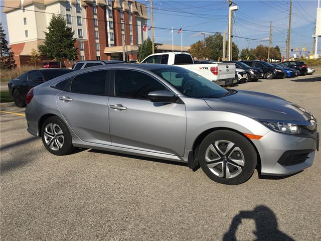 2016 Honda Civic LX (Stk: U6349) in Waterloo - Image 1 of 3