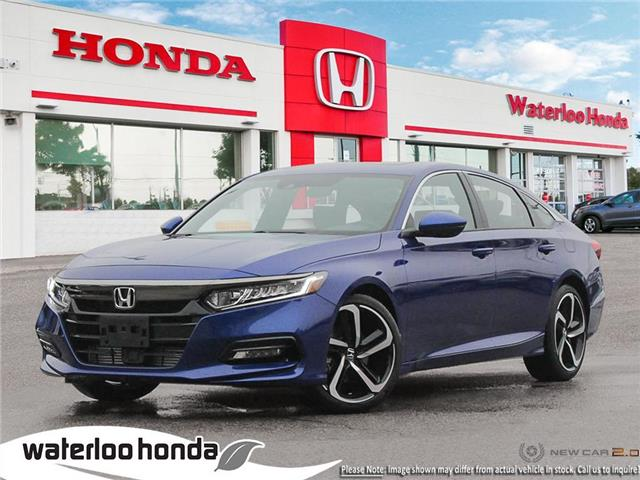 2020 Honda Accord Sport 1.5T (Stk: H6336) in Waterloo - Image 1 of 23