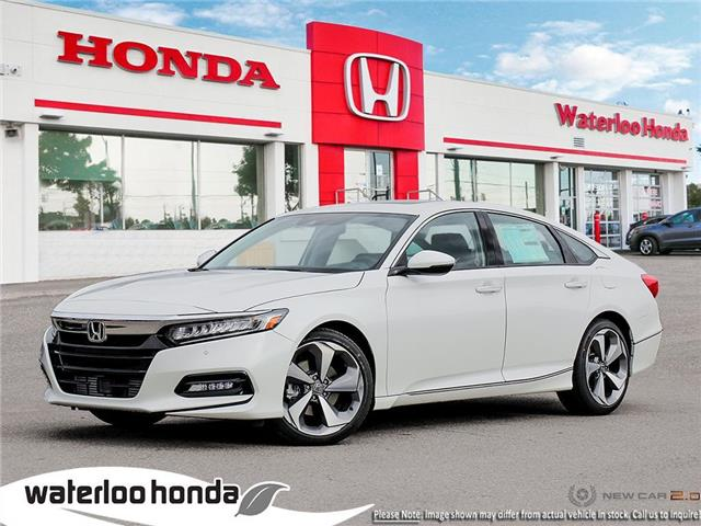2020 Honda Accord Touring 2.0T (Stk: H6343) in Waterloo - Image 1 of 22
