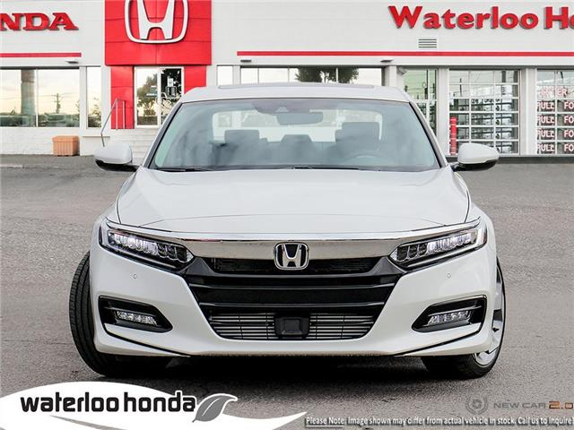 2020 Honda Accord Touring 2.0T (Stk: H6343) in Waterloo - Image 2 of 22