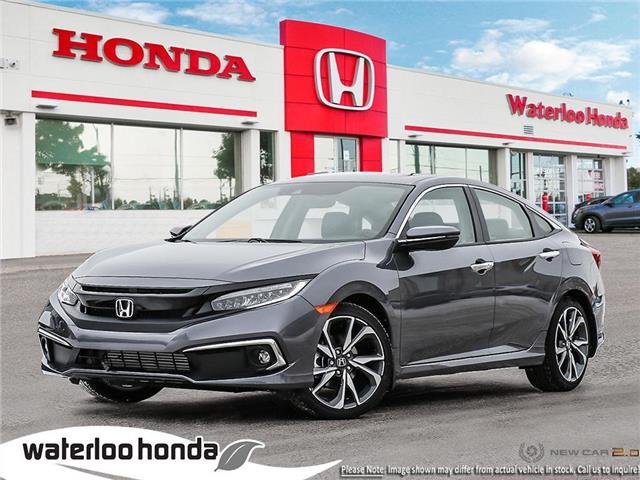 2020 Honda Civic Touring (Stk: H6377) in Waterloo - Image 1 of 23