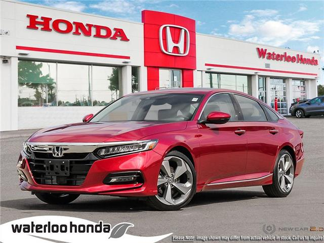 2020 Honda Accord Touring 1.5T (Stk: H6339) in Waterloo - Image 1 of 23