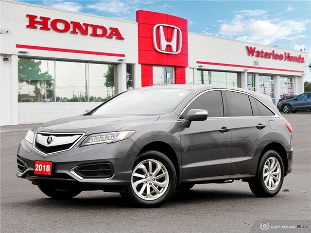 2018 Acura RDX Tech (Stk: H6327A) in Waterloo - Image 1 of 27