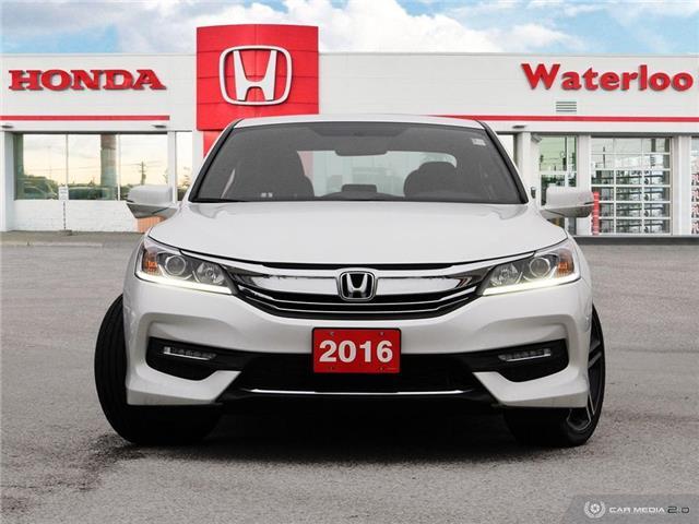 2016 Honda Accord Sport (Stk: U6392) in Waterloo - Image 2 of 27