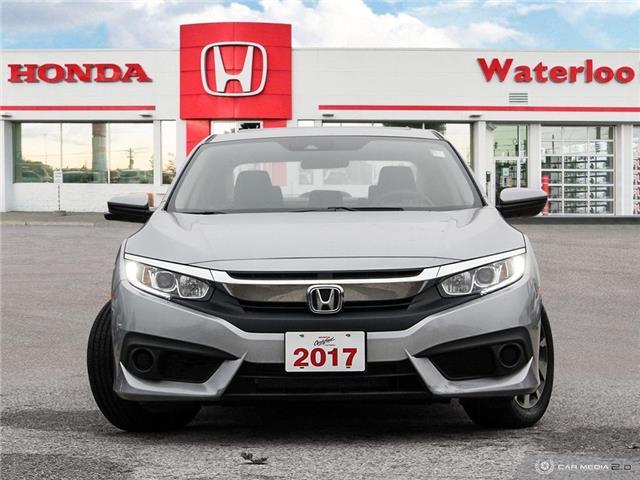 2017 Honda Civic EX (Stk: U6372) in Waterloo - Image 2 of 27