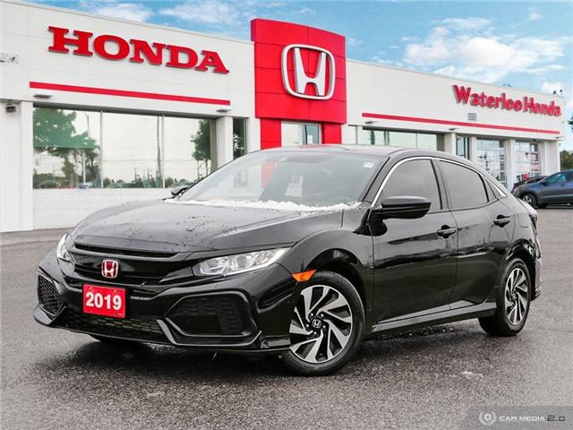 2019 Honda Civic LX (Stk: U6333) in Waterloo - Image 1 of 27