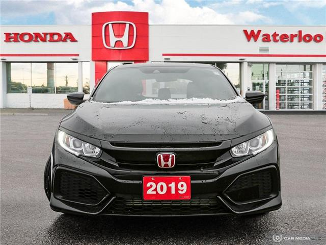 2019 Honda Civic LX (Stk: U6333) in Waterloo - Image 2 of 27