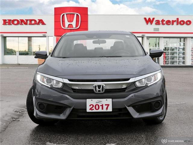 2017 Honda Civic EX (Stk: H6159A) in Waterloo - Image 2 of 27
