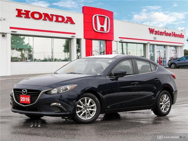 2016 Mazda Mazda3 GS (Stk: H4756A) in Waterloo - Image 1 of 27