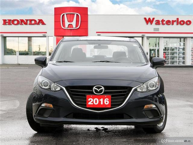 2016 Mazda Mazda3 GS (Stk: H4756A) in Waterloo - Image 2 of 27
