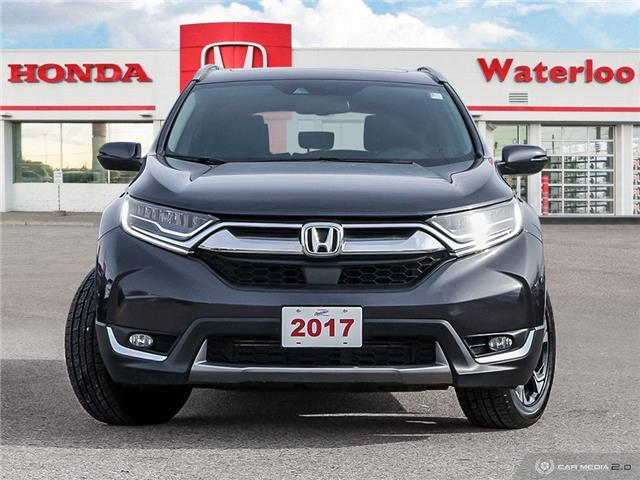 2017 Honda CR-V Touring (Stk: U6784) in Waterloo - Image 2 of 27