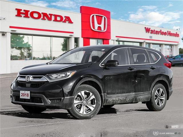 2018 Honda CR-V LX (Stk: U6842) in Waterloo - Image 1 of 27
