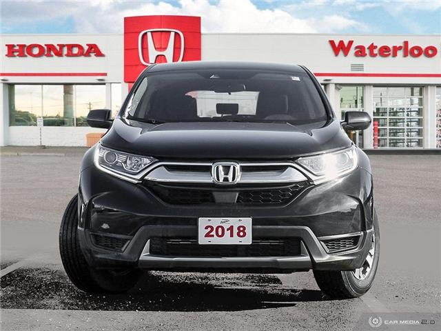 2018 Honda CR-V LX (Stk: U6842) in Waterloo - Image 2 of 27