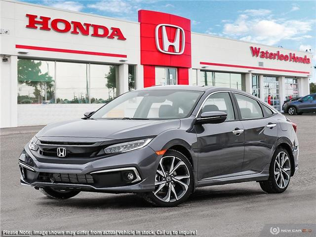 2020 Honda Civic Touring (Stk: H6814) in Waterloo - Image 1 of 23