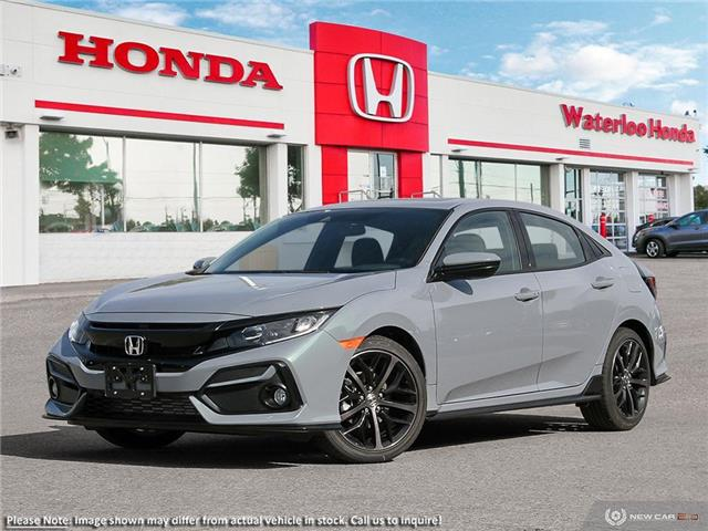 2020 Honda Civic Sport (Stk: H6365) in Waterloo - Image 1 of 23