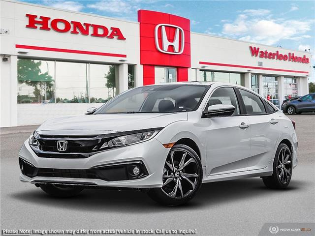 2020 Honda Civic Sport (Stk: H6629) in Waterloo - Image 1 of 23