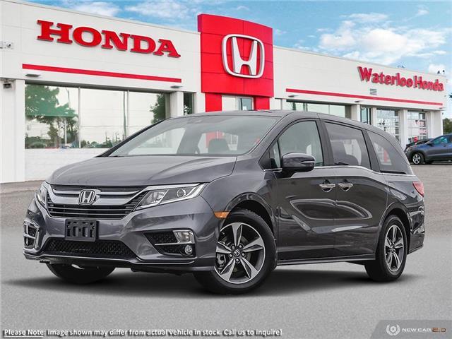 2019 Honda Odyssey EX-L (Stk: H6407) in Waterloo - Image 1 of 23
