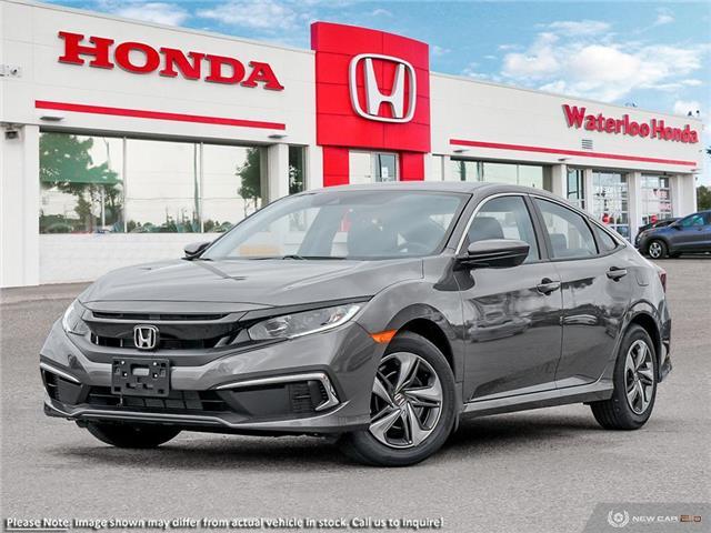 2020 Honda Civic LX (Stk: H6832) in Waterloo - Image 1 of 23