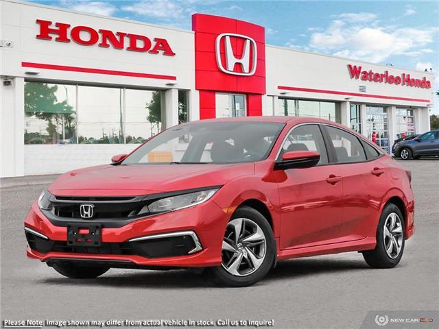 2020 Honda Civic LX (Stk: H6442) in Waterloo - Image 1 of 23