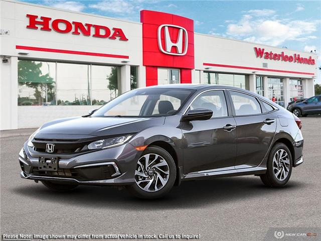 2020 Honda Civic EX (Stk: H7003) in Waterloo - Image 1 of 23