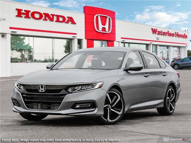 2020 Honda Accord Sport 1.5T (Stk: H6938) in Waterloo - Image 1 of 23