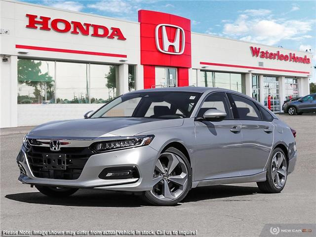 2020 Honda Accord Touring 1.5T (Stk: H6569) in Waterloo - Image 1 of 23