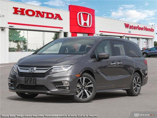 2019 Honda Odyssey Touring (Stk: H4295) in Waterloo - Image 1 of 23